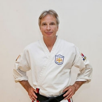 Image of client Master Instructor, David McCloskey of Young Brothers Taekwondo of Cypress Creek Lakes/Bridgeland.