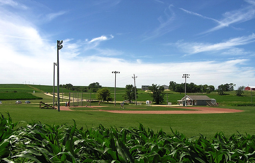 image of field of dreams