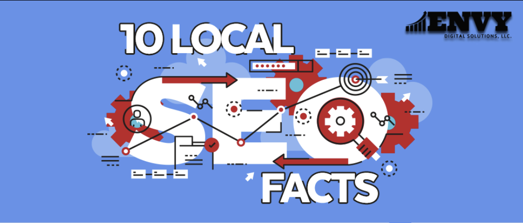 10 Local SEO Facts Title Logo