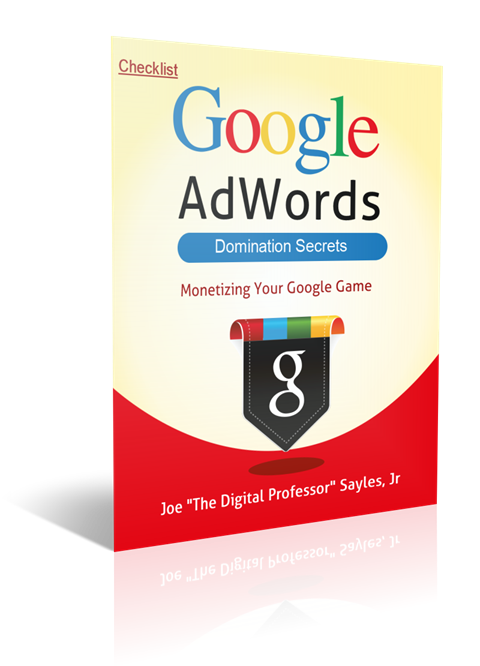 Google Adwords Domination Secrets Flyer Image