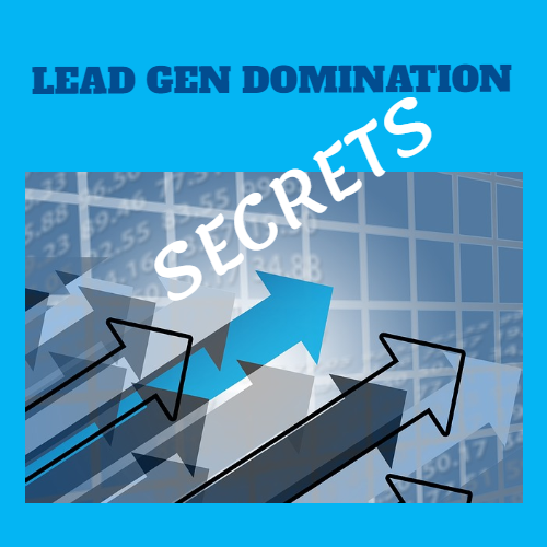 Lead Gen Domination Secrets Logo 500 x 500